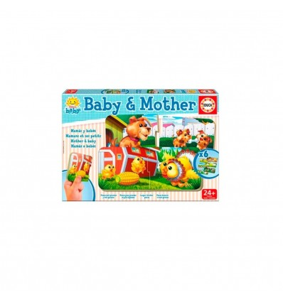 PUZZLE BABY & MOTHER
