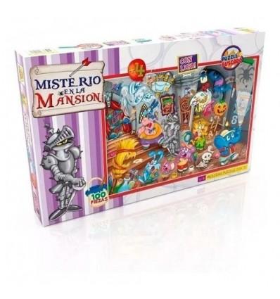 PUZZLE X100+ Misterio en la Mansion