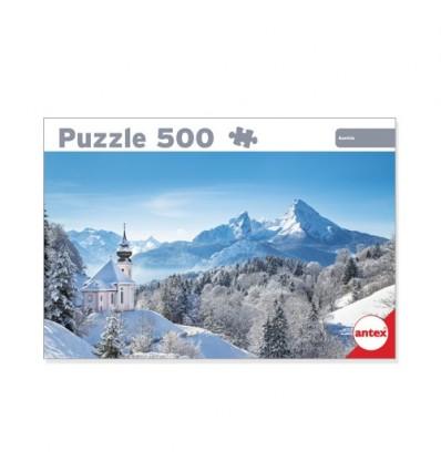 Puzzle Austria 50 Piezas