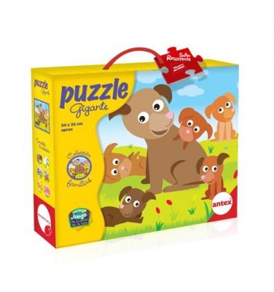 Puzzle Gigante Perros 9 Piezas