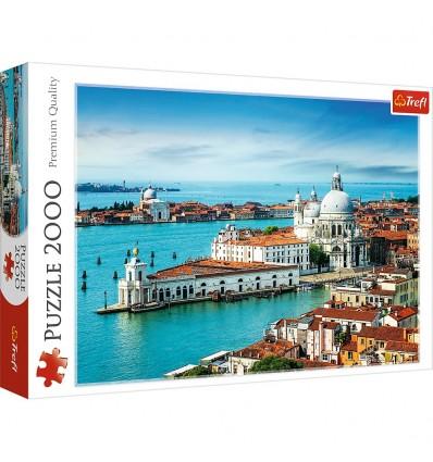 Puzzle Trefl 2000 Piezas Venecia, Italia