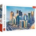 Puzzle Trefl 2000 Piezas Doha, Qatar