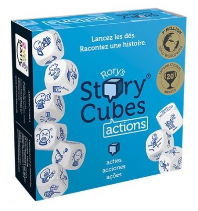 Story Cubes: Acciones