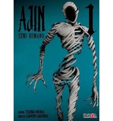 Ajin - Semihumano 01 **Re**