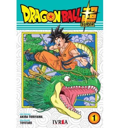 Dragon Ball Super 01 **Re**