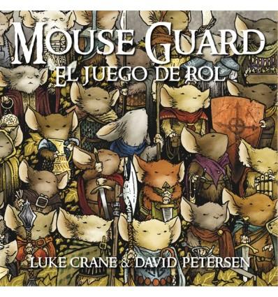 Mouse Guard: El Juego de Rol