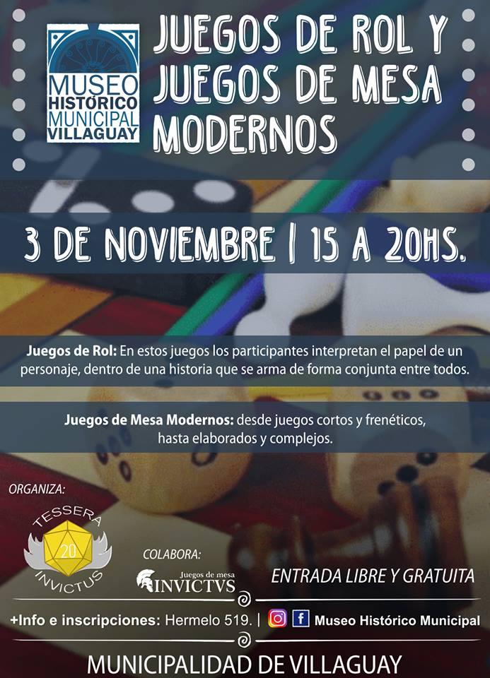Invictvs Blog Evento Juegos De Mesa Y Juegos De Rol Modernos